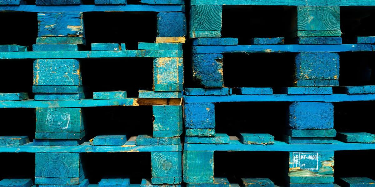 pallet kayu bekasi